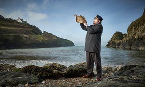 Chef Nathan Outlaw photographed at his base in Port Isaac, Cornwall