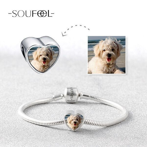Soufeel memorable charms-wear the unforgettable moment on your wrist @soufeeljewelry