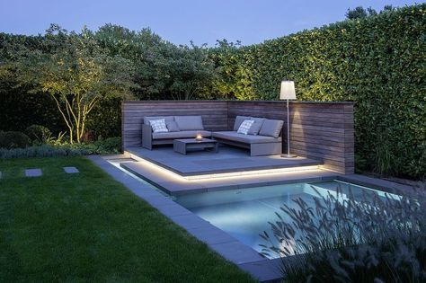 drau en wohnraum gartenideen pinterest gardens. Black Bedroom Furniture Sets. Home Design Ideas