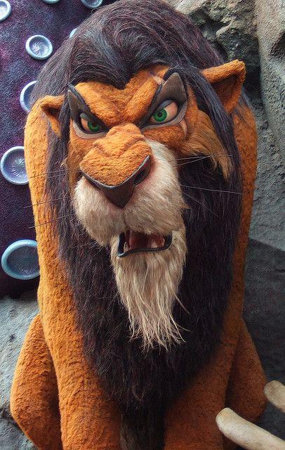 *SCAR ~ The Lion King, 1994