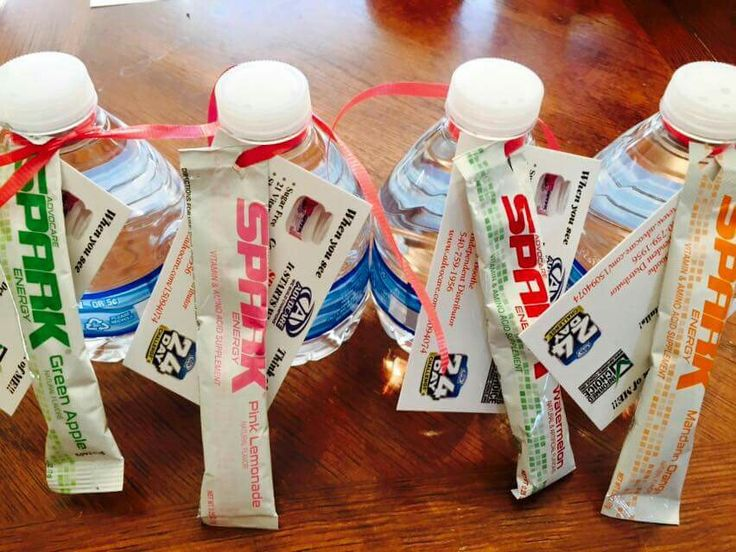 Great idea for giving out samples of Advocare's Spark! Order your Spark now from www.advocare.com/150347599