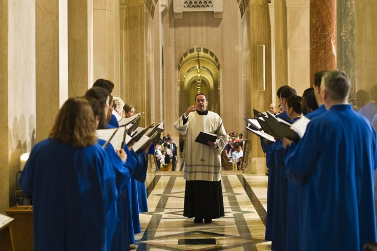 Choir members from around the Washington, D.C. archdiocese chosen to sing for Pope Francis during his visit later this month hope to stir the soul of the pontiff – and maybe even inspire him to sing along.