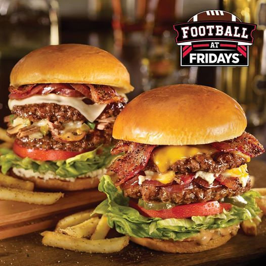 You better believe there's football and a burger waiting for you TGI Fridays coupons http://www.pinterest.com/TakeCouponss/tgi-fridays-coupons/