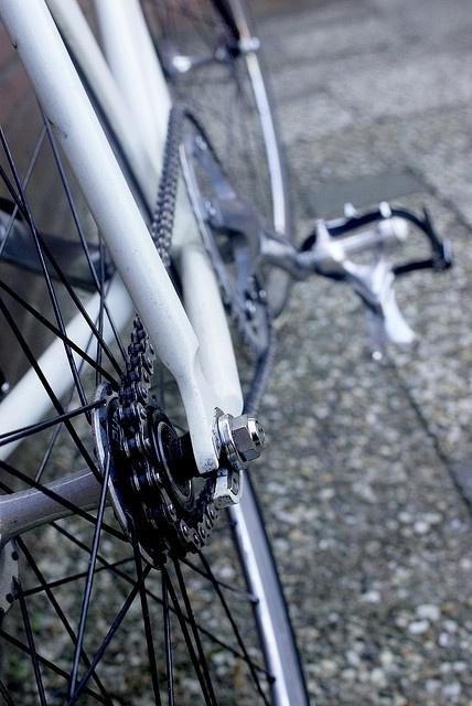 Trackbike Balk Baanfiets - Chainline