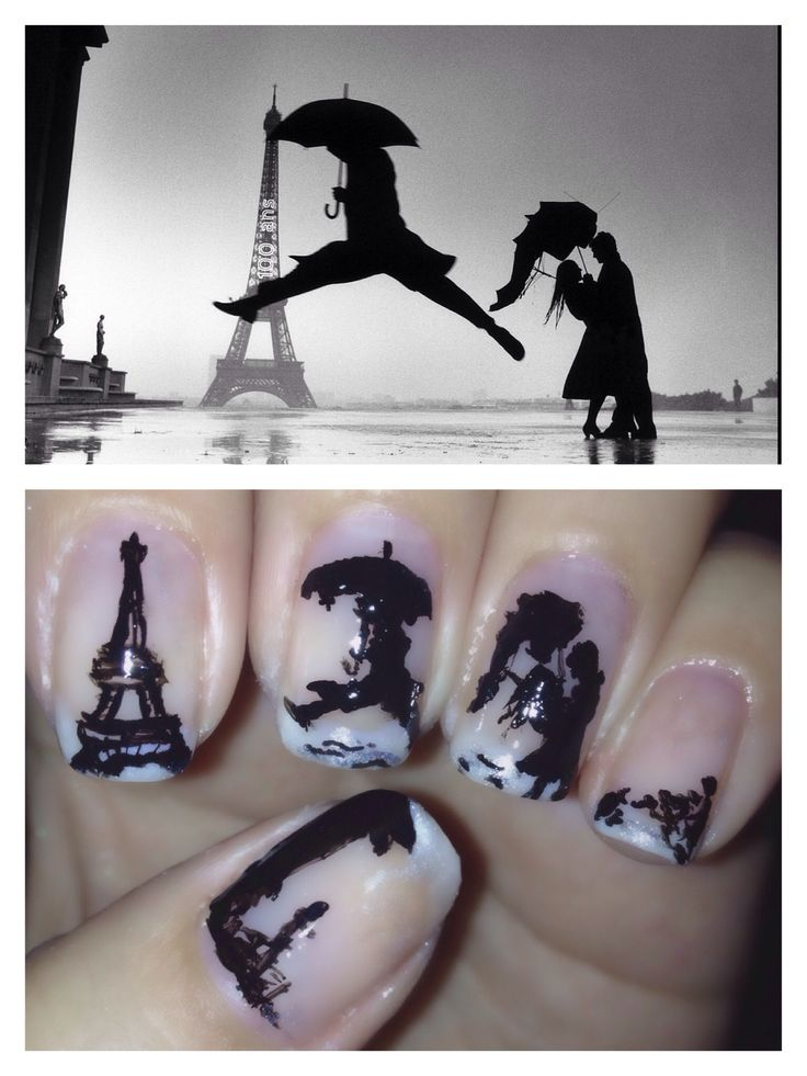 Henri Cartier-Bresson Nail art