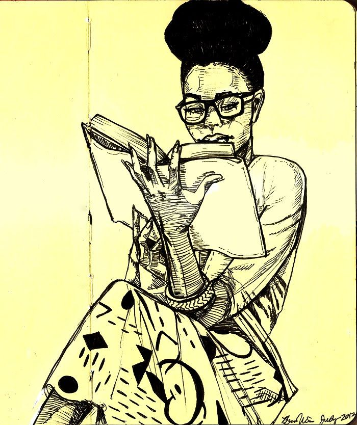 Black Girl Nerds -  Its nice to know that there are many people like me out there.