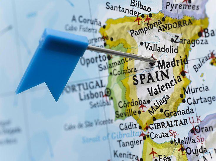 Resultado de imagen de happy geography of Spain