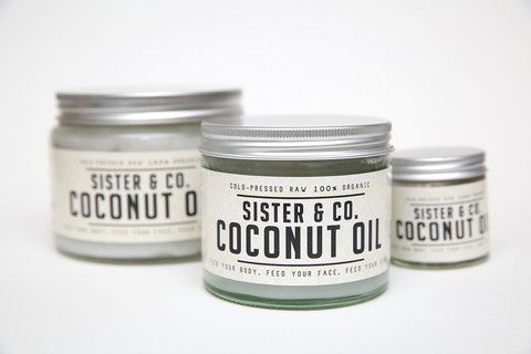Raw Cold-Pressed Organic Coconut Oil