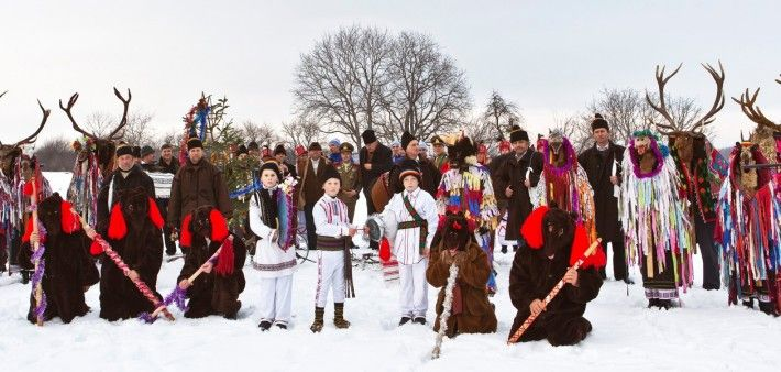 The winter holidays for Romanians - traditions, customs, rituals