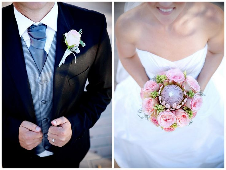 Google Image Result for http://capclassique.files.wordpress.com/2011/09/cn001-kleinevalleij-jani-b-pink-grey-real-wedding-protea-bouquet.jpg