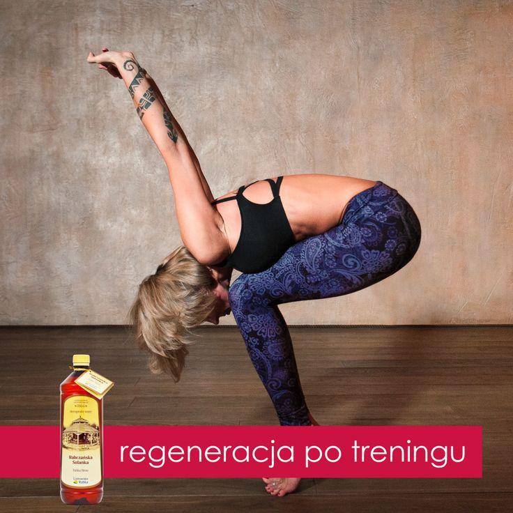 Niezbędną częścią każdego treningu jest regeneracja. Zapewnij sobie domową odnowę biologiczną poprzez kąpiel w rabczańskiej solance. Dzięki swoim właściwościom solanka pozwala zregenerować mięśnie, rozluźnić ciało i umysł! A Wy jakie sporty uprawiacie? :)  #sport #joga #yoga #solanka #brine #natuarlany #naturalnie #naturalna #natural #zdrowie #health #healthy #polskie #kosmetyki #naturalne #organic
