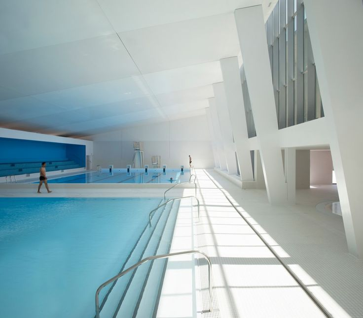 Swimming Pool Extension in Bagneux / Dominique Coulon & associés