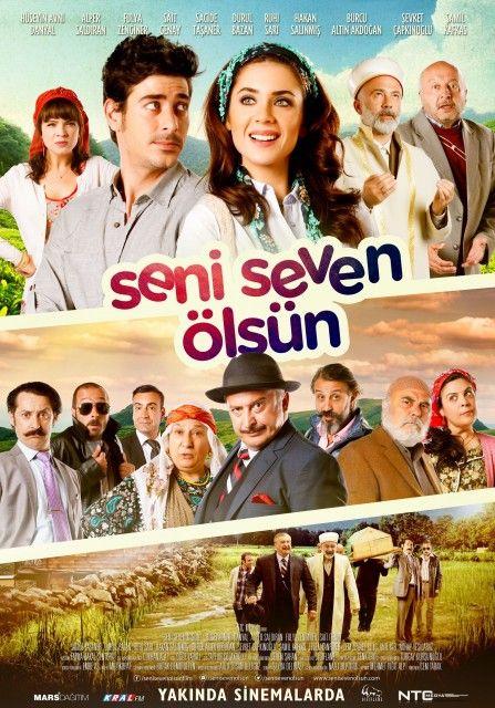 Seni Seven Ölsün 2016 Romantik Komedi Filmi Karadenizin tılsımlı köyü yüzyıllardır birbirlerine kavuşamayan aşıklar.