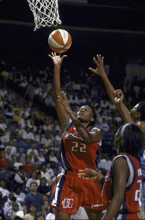 Sheryl Swoopes   10 Of The World's Most Inspirational Female Athletes