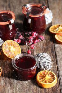Rezept Glühwein-Kirsch-Marmelade
