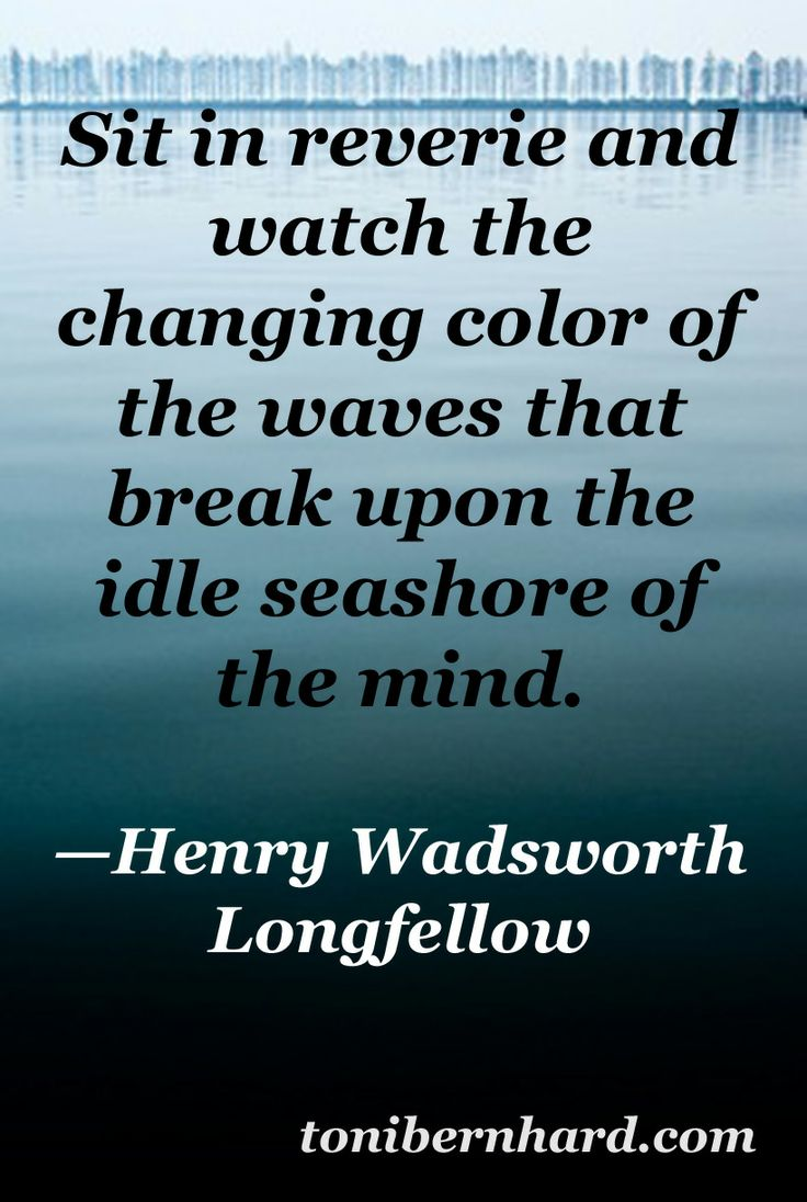 Poetry From Henry Wadsworth Longfellow