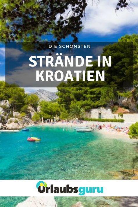 Das sind die schönsten Strände in Kroatien
