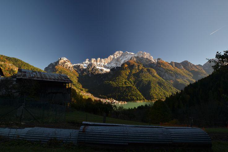 Alleghe, nelle Dolomiti Bellunesi