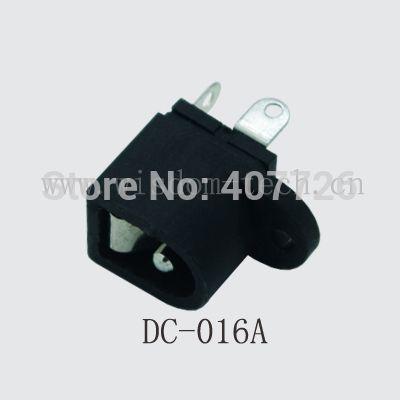 Get Free shipping 500pcs/lot DC016A DC connector pin2.0/2.5*O.D.5.5 plug power jack DIP 3pin PCB mounting #Free #shipping #500pcs/lot #DC016A #connector #pin2.0/2.5*O.D.5.5 #plug #power #jack #3pin #mounting