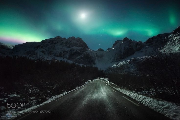Long way by isabella_tabacchi  2017 by Isabella Tabacchi Photography During my last night in Lofoten Islands I took this shot in Nussfjord. There was a very long way to the magnitude of nature. Magic of the North 2018 TOUR ANNOUNCED! Visit http://ift.tt/2sHqE7t