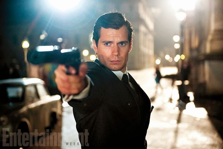 Henry Cavill News: U.N.C.L.E. Promo Begins: Did Someone Call For The Sexiest Spy?