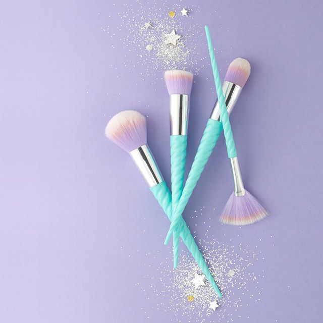 Keep an eye out for our AMAZING unicorn brushes!!!