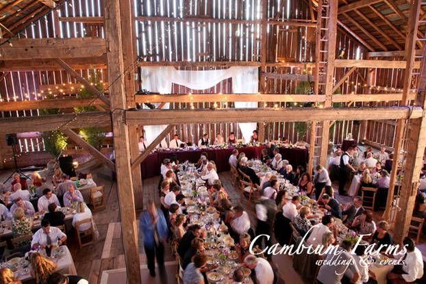 Amazing Barn at Cambium Farms, Ontario