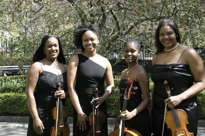 AfriClassical: Punch Family Foundation Benefit Recital & Silent Auction With Ebony Strings Quartet June 28