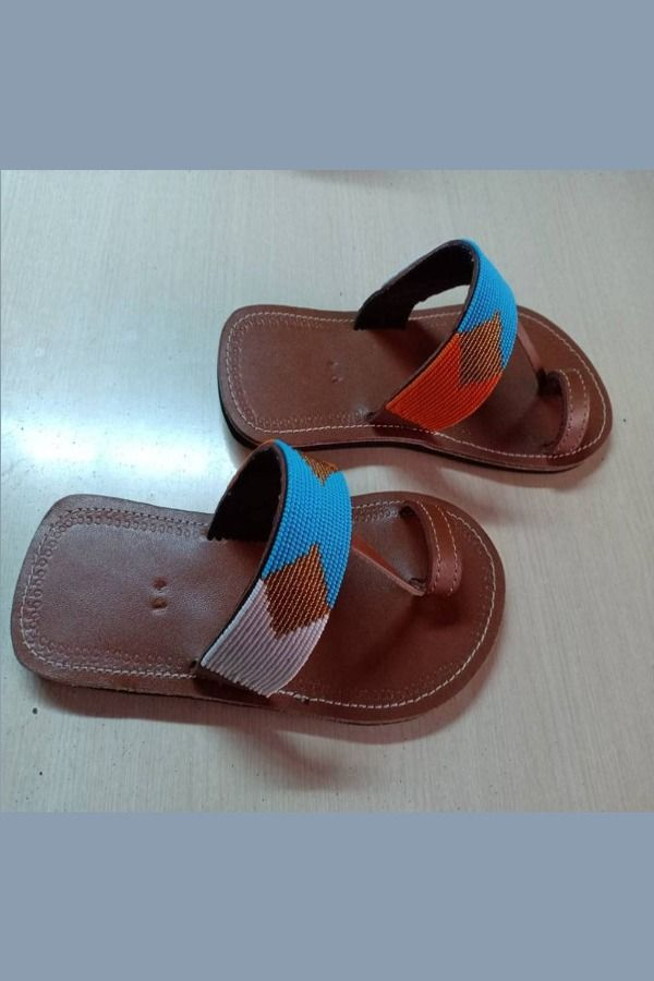 Brown men sandalsMen sandalsKenyan sandals maasai sandalsmen shoes Gift for him leather sandals Flat shoes African sandalsSandalias