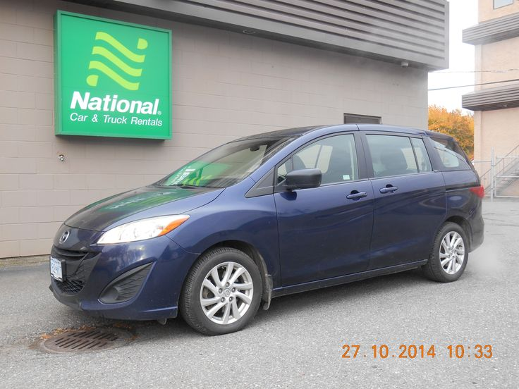 2012 MAZDA 5 GX w/Conv.Pkg. The 6 passenger vehicle that drives like a car .    $14,998 Contact Us @ 1-877-572-5370 Email : nationalfinanceoffice@gmail.com