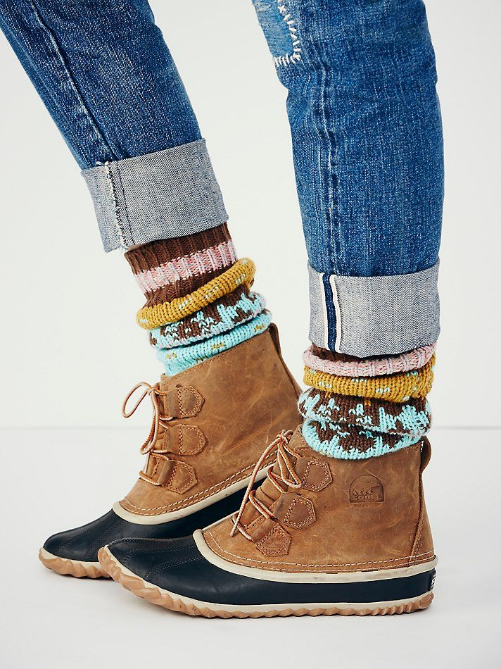 Sorel Out N About Weather Boot At Free People Clothing