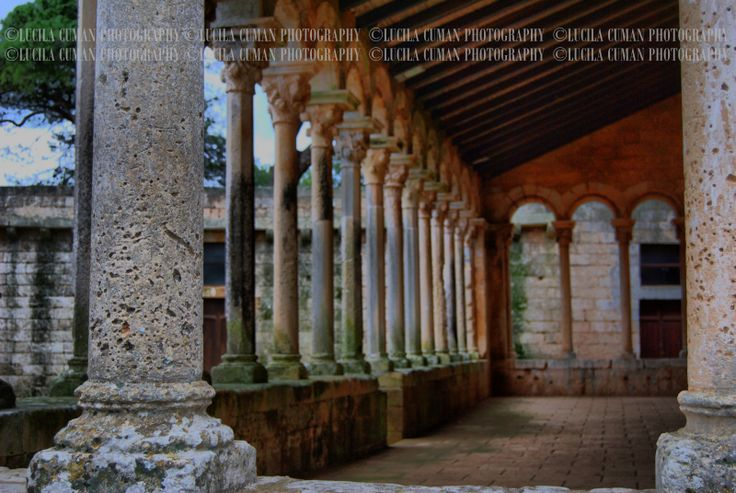 #Abbazia di Cerrate #Salento #Photo Tour Follow me and discover Puglia with my Photo Tour https://www.facebook.com/LucillaCumanPhotography