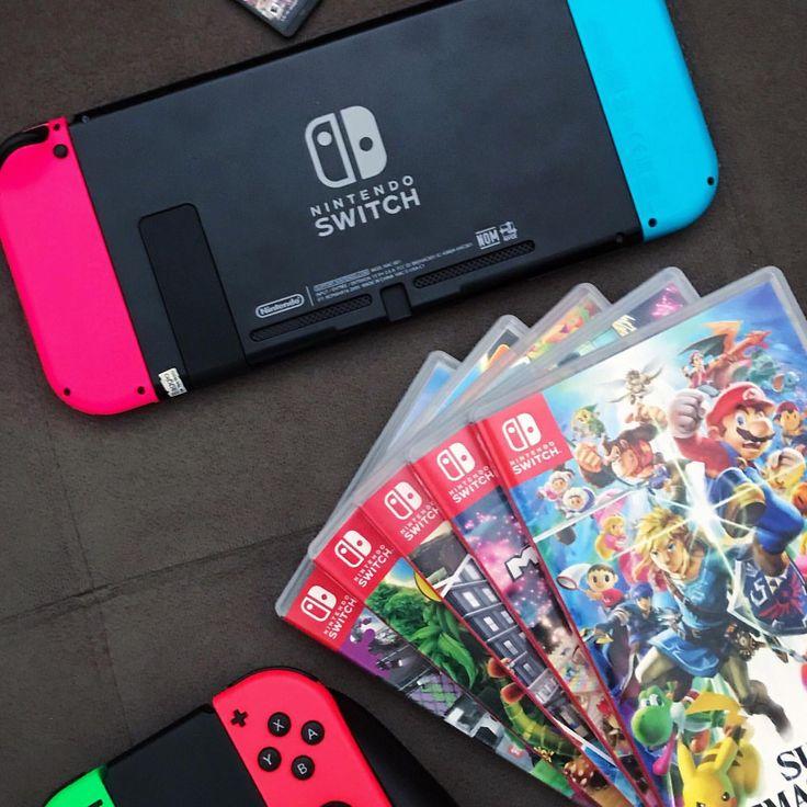 Idea by egamephone on Nintendo Switch Nintendo switch