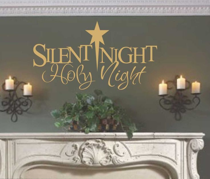 1000 ideas about silent night on pinterest holy night for O holy night decorations