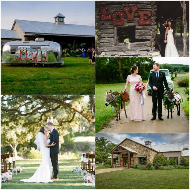 Pecan Springs Ranch Wedding Venue Austin Texas Pecansprings