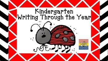Writing Through the Year - Wonders McGraw Hill