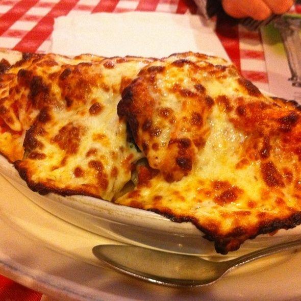Baked Ziti with Chicken & Broccoli @ Mario the Baker