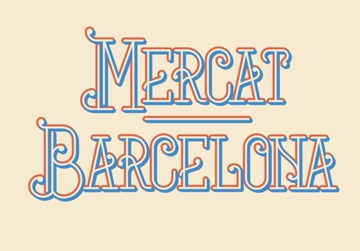 Das Outline Studio hat eine Schrift entwickelt, die den Modernismus und die Art Nouveau Barcelonas feiert. Die Sagrada Familia von Antoni Gaudi, das Castell dels tres Dragons oder Palau und Parc Güell: Die Touristen-Hotspots Barcelonas sind geprägt von der Art Nouveau, von eleganten Rundungen und Schnörkeln, sanften Bögen, die wie kein anderer Stil das Stadtbild...