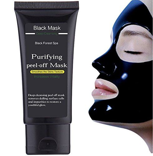 Black Forest Spa® Black Mask / Blackhead Remover / Blackhead Tueur / Black Mask / Masque Peel Off / Masque Noir / Masque Comédons / Masque Blackhead / Blackhead Peel Off Masque 50 ML Acné Peel Off Masque Facial Comédons Price:     Sexe: capacité Unisexe: 50 ML Poids: env étagère 68g: 3 ans Couleur: Noir Ingrédient principal: Minéra...