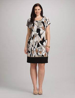 ¿Que vestidos de moda usar si soy gordita? ¡12 Buenas ideas! - Moda y…