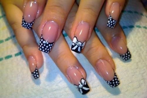 Its Wednesday give a Whacky cool attractive look to your nails with this trendy design! #DeckedUp