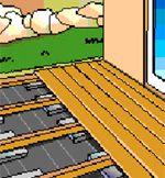 Welt des Gartens:Terrassendielen verlegen Anleitung, Terrassendielen Unterbau, Terrasse Verlegeanleitung