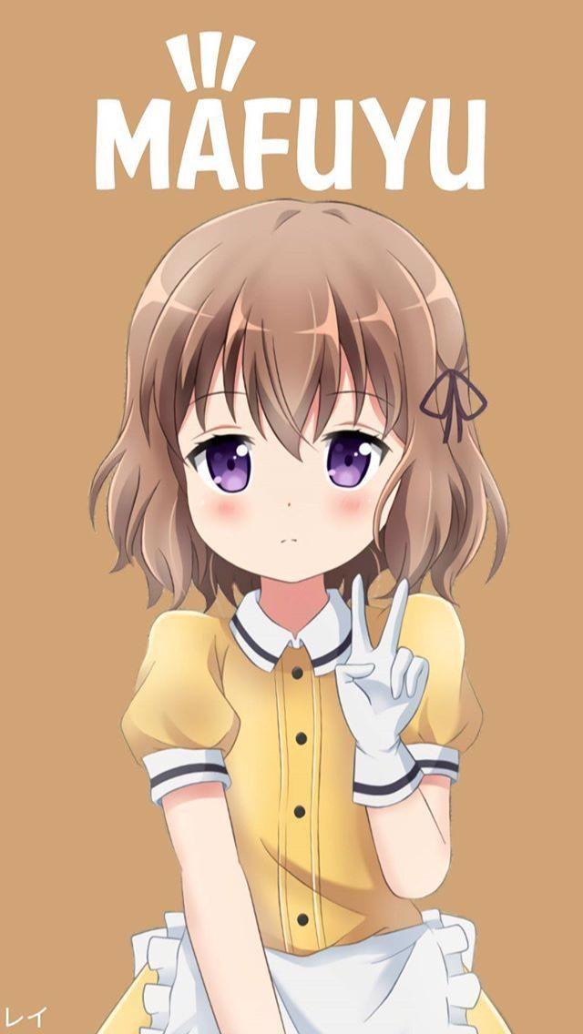 Blend S Mafuyu Hoshikawa Anime Character Names Anime Maid Kawaii Anime