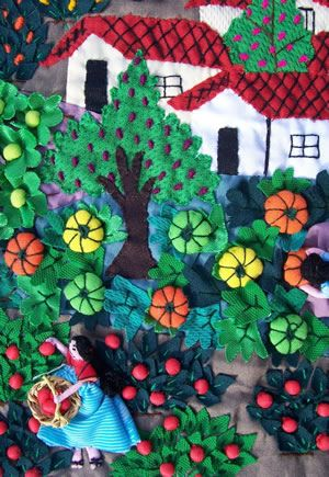 Peru: Arte, artesania y cocina peruana. – manosalaobratv