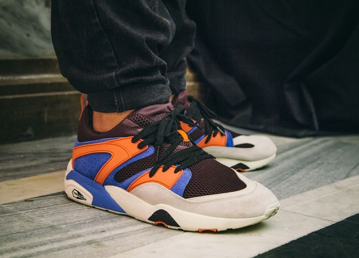 puma blaze of glory fit
