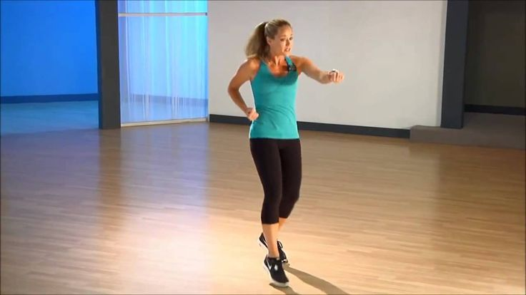 10 Minute Cardio Quickie Workout With Jessica Smith |Workout Videos for ...