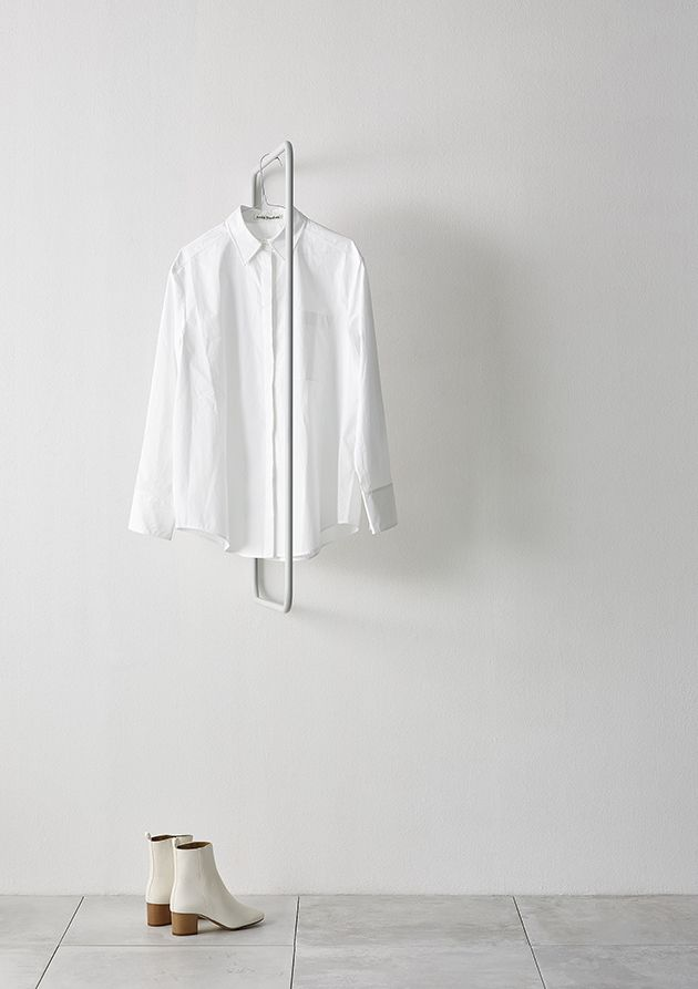 Turn Around Clothes Hanger by Anna and Joel Pirkola