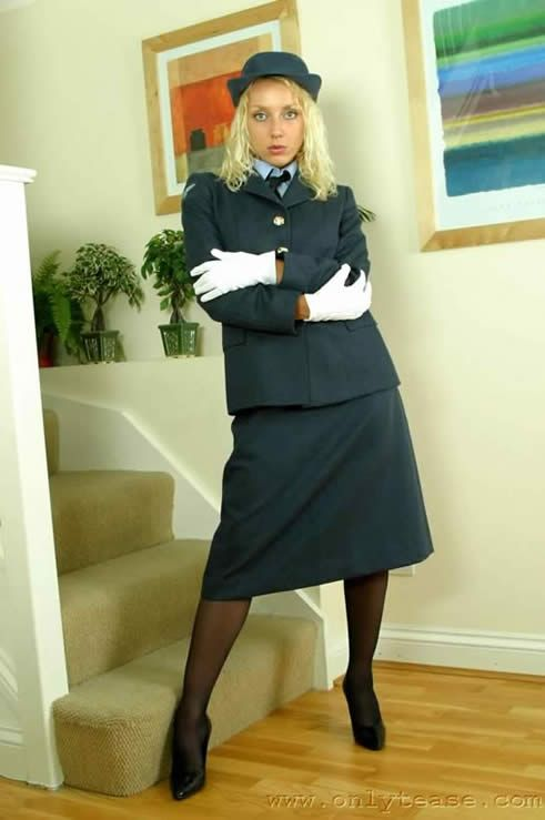 Join. agree Air force uniform pantyhose