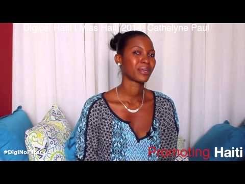 Rose Cathelyne Paul, Digicel Haiti | Miss Haiti 2014