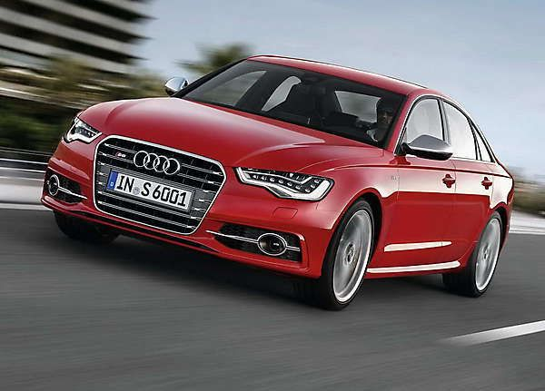2018-2019 Audi S6 and S6 Avant  – less fuel and more power from the 2018-2019 Audi Avant